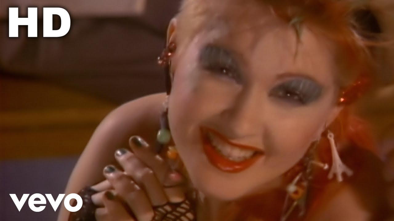 Cyndi Lauper – She Bop Lyrics