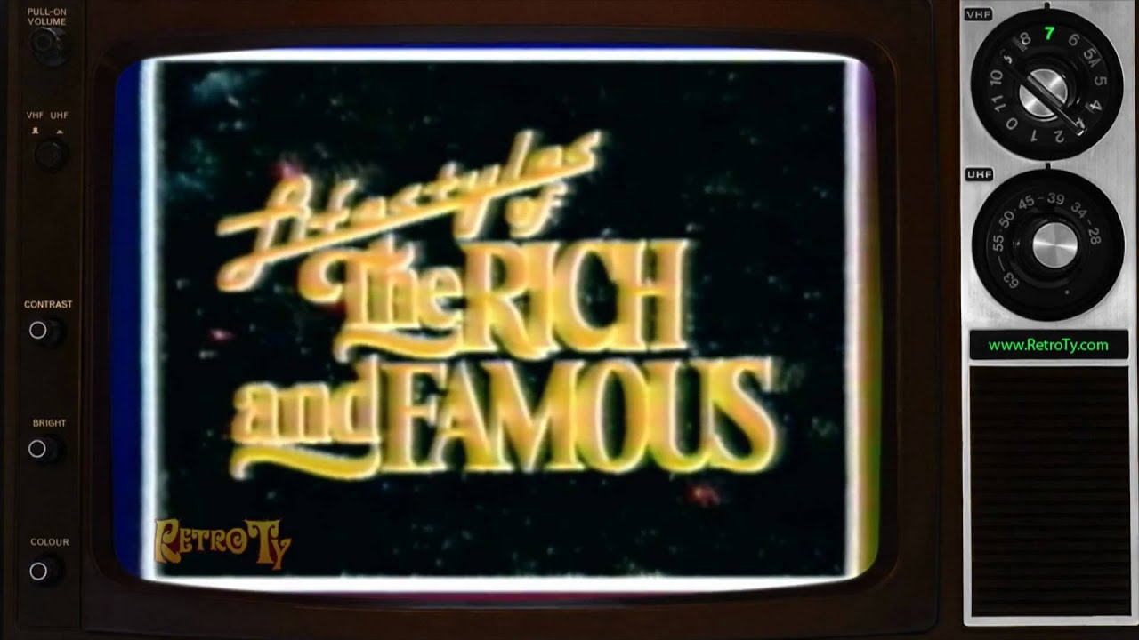 1984 - WIVB CBS - Lifestyles of the Rich and Famous Debut ...