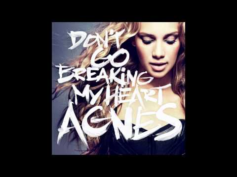 Agnes - Don't Go Breaking My Heart (Official)