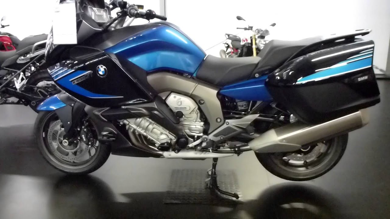 2016 bmw k 1600 gt 160 hp 200 km h 124 mph se also playlist youtube. Black Bedroom Furniture Sets. Home Design Ideas