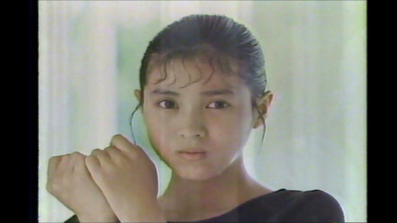 すっぴん顔が可愛い! 西村知美 ライオン「ページワン」テレビCM 1987年3月 Japanese TV Commercial Tomomi Nishimura 1987/03
