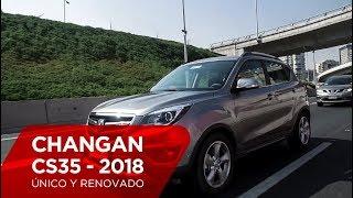 Changan CS35 2018 - Único y renovado