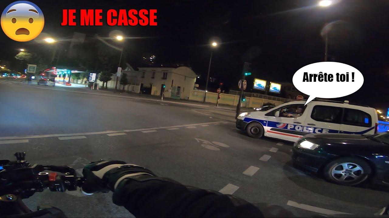 JE FUIS LA POLICE