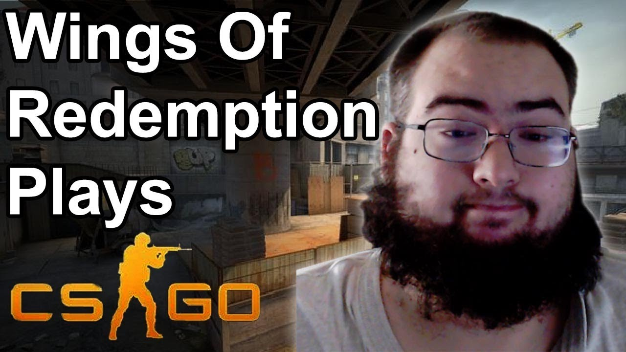 WingsOfRedemption plays CSGO (Soundboard Trolling)