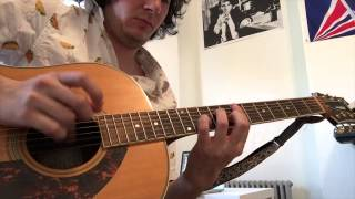 """Fuck Her Gently - Tenacious D (with TABS) - Fingerstyle Cover - Ray McGale Acoustic (""""5D"""" 5/5)"""