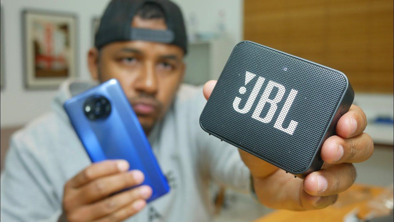 JBL GO 2 a mais VENDIDA no mundo - Impressões