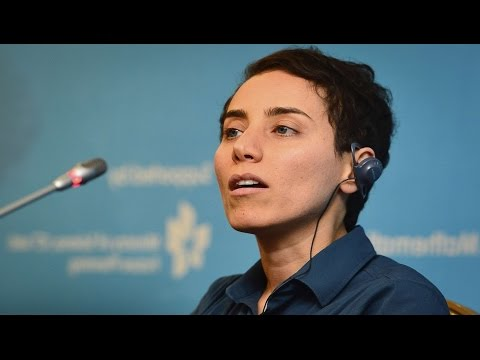 Primera mujer gana el Premio Nobel de Matemáticas