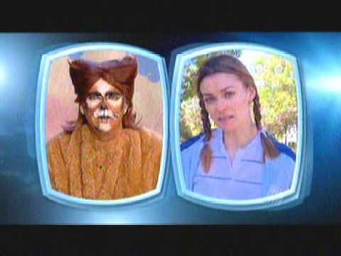 topia  Shaun dresses up as a cat