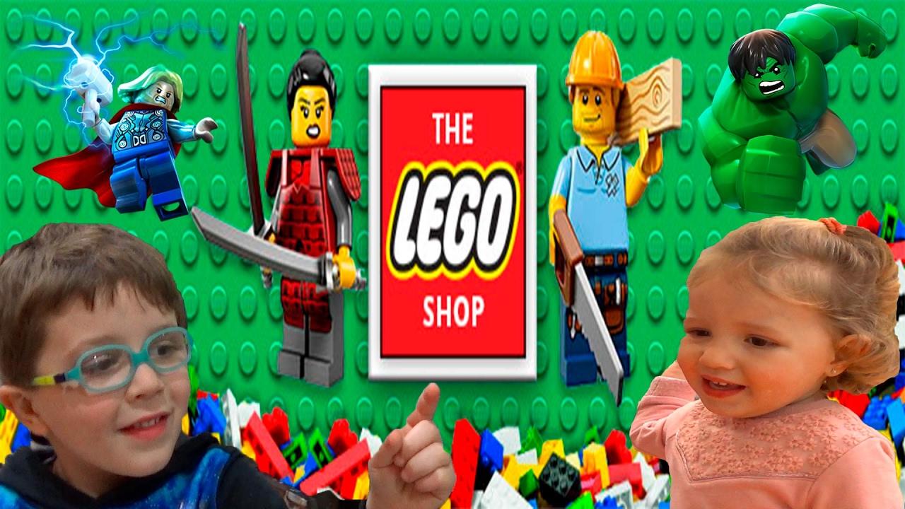 💥Aventuras en la Tienda Lego 💥