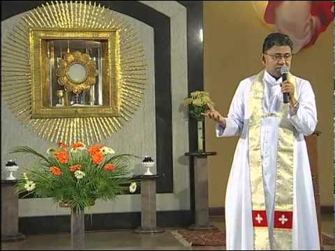 """THE HEALING POWER OF JESUS!"" - Healing Adoration by Fr. Augustine Vallooran V.C."