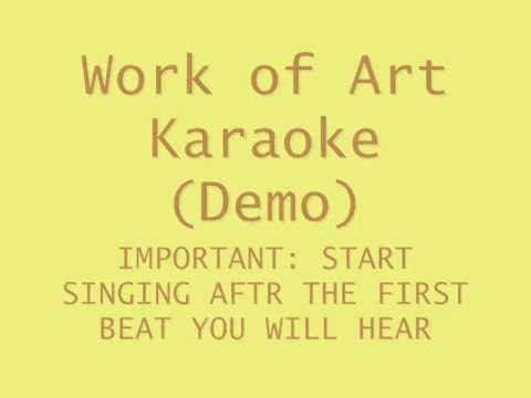 Demi Lovato Work of art Karaoke/Instrumental WITHOUT ANY VOCALS Demo