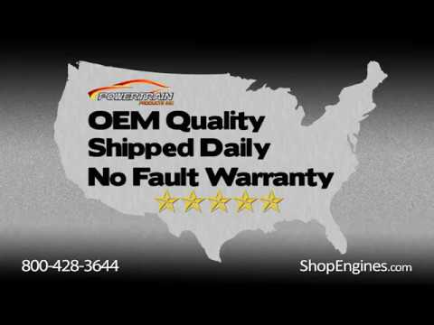 Rebuilt Engines & Remanufactured Engines by Powertrain