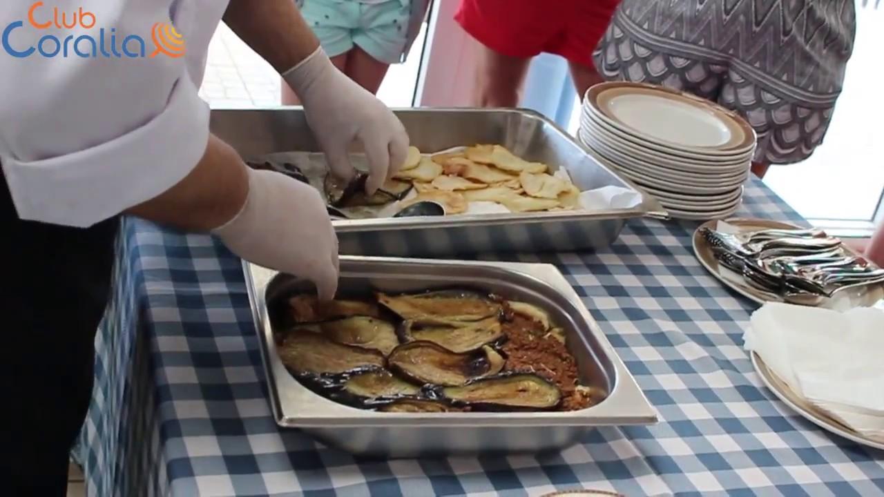 Club Coralia Aldemar Paradise Village Cours De Cuisine Grecque - Cours de cuisine nice
