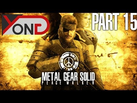 Metal Gear Solid: Peace Walker - DETERRENCE THEORY! - YongPlay #15