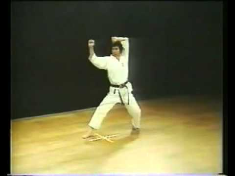 Heian Nidan - Shotokan Karate - YouTube.flv