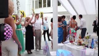 Свадьба на веранде Каштан
