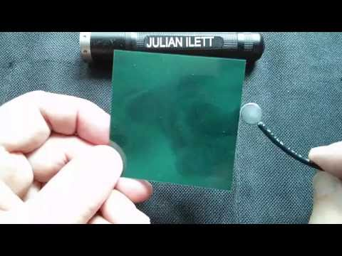 Playing with: Magnetic Field Viewing Film