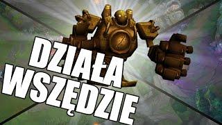 BLITZCRANK ZŁOTY CHAMPION (League of Legends)