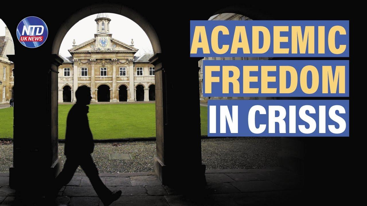 Landmark Report : UK Academic Freedom Is in Crisis