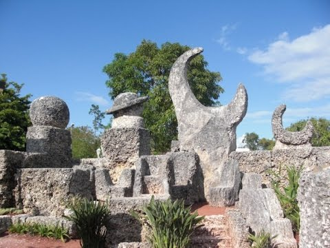 The Mysterious Coral Castle