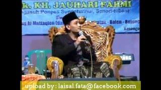 Gambar cover KH. Jauhari Fahmi (Pak Ju) - Tasyakuran Walimatul 'Ursy