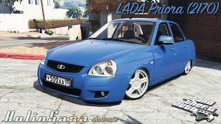 GTA 5 LADA Priora (2170)