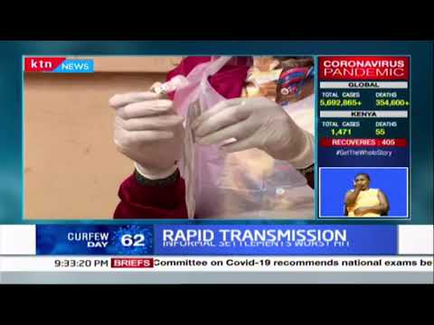 Rapid Transmissions: Kenya records 123 new COVID-19 cases today, National tally now at 1,471