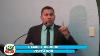 Samuel Isidoro Pronunciamentos 25 08 17