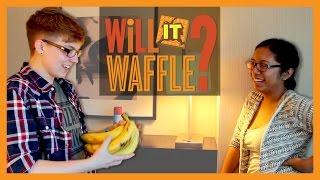 Will Bananas Waffle? Feat. Sabrina Cruz