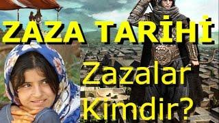 Zaza Tarihi ( Zazaların Soyu, Kökeni ve Zazaca )