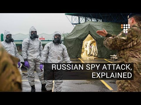 Edward Lucas on Russian Spy Attack