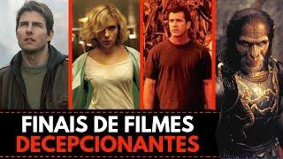 6 PIORES FINAIS DE FILMES DE TODOS OS TEMPOS