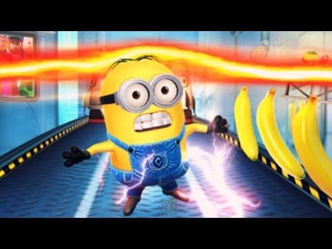 Despicable Me 2: Minion Rush Gru's Lab All Minions Death