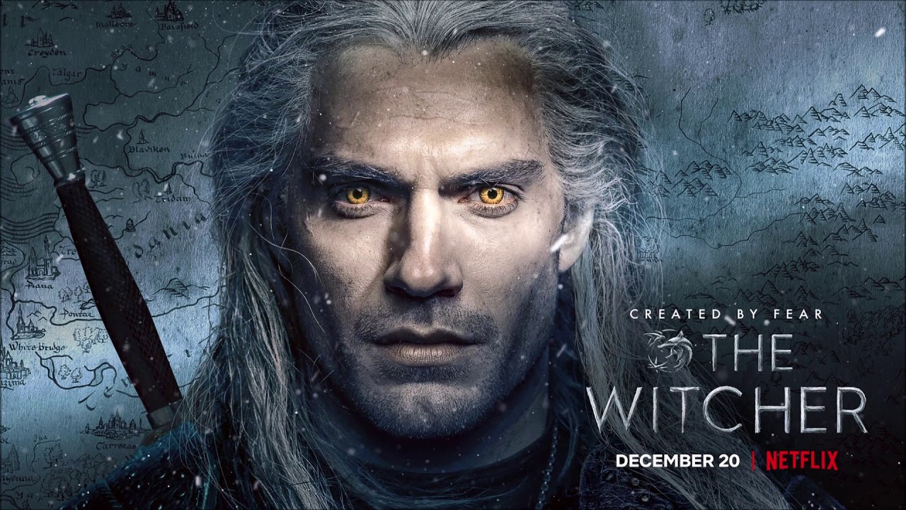 Image result for the witcher series