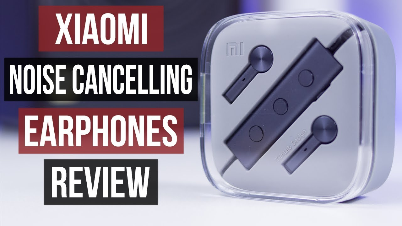 47f87a61d09 Xiaomi Mi Noise Cancelling Earphones Review | Mi Hybrid's with Noise  Cancellation 3.5mm Version