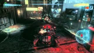 バットマン™:アーカム・ナイト デスストローク戦車戦 thumbnail