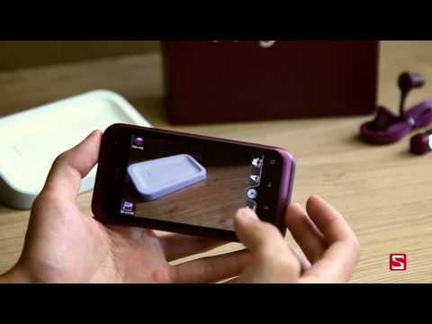 HTC Rhyme - Đánh giá chi tiết màn hình, camera, giao diện... HTC Rhyme CellphoneS
