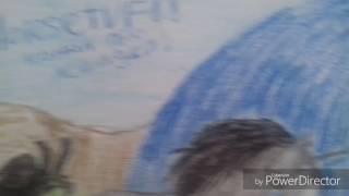 Рисунок коня моего канала ( чит.опис)
