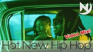 Baixar Hot New Hip Hop & RnB Black Music Mix September 2018 | Rap Dancehall Urban Black & RnB Mix #64🔥