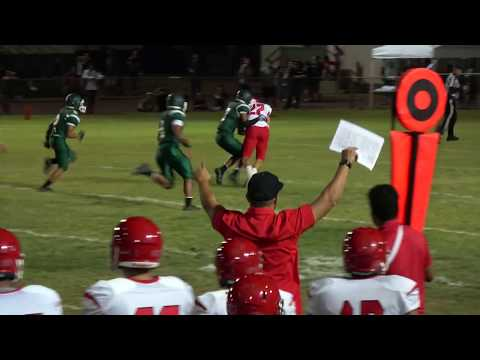 Kahuku at Aiea, 19 min whole game, in 4K