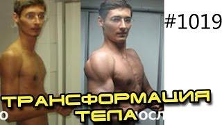 Трансформация тела, отзывы до и после - тренировки, диета, фитнес