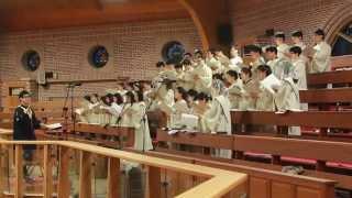 [이문동 베네딕도 성가대] In nomine patris(아버지의 이름으로) - 2015년 5월 31일 삼위일체 대축일(청소년 주일) 특송