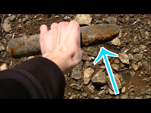 RIVER TREASURE! Incendiary BOMB? | Eyeballs Only & Metal Detecting Hunt | JD's Variety Channel