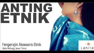 ANTING ETNIK dan BATIK ECOPRINT. Produksi UMKM Jawa Timur