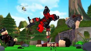 How To Become Deadpool In Roblox Shinobi Life