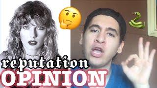 Taylor Swift - Reputation 🐍 OPINION
