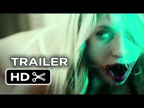 All Cheerleaders Die Official Trailer #1 (2013) - Comedy Thriller HD