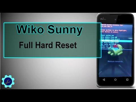 Wiko Sunny Bypass Google Account