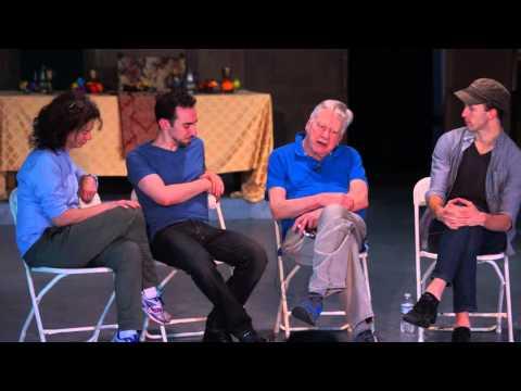 Dialogue Series  - Brian Murray With Mirror's Rosencrantz & Guildenstern