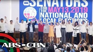 Halalan 2019: Proclamation of winning senators